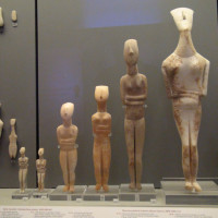 CYCLADIC ART MUSEUM OF ATHENS