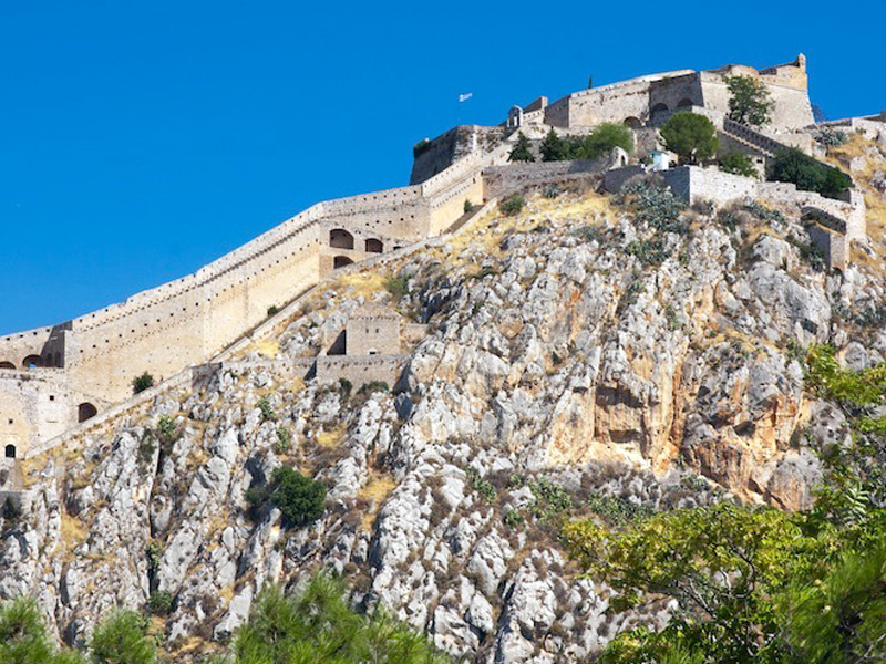 5 DAYS CLASSICAL TOUR – SMALL GROUP – WITH NAFPLION