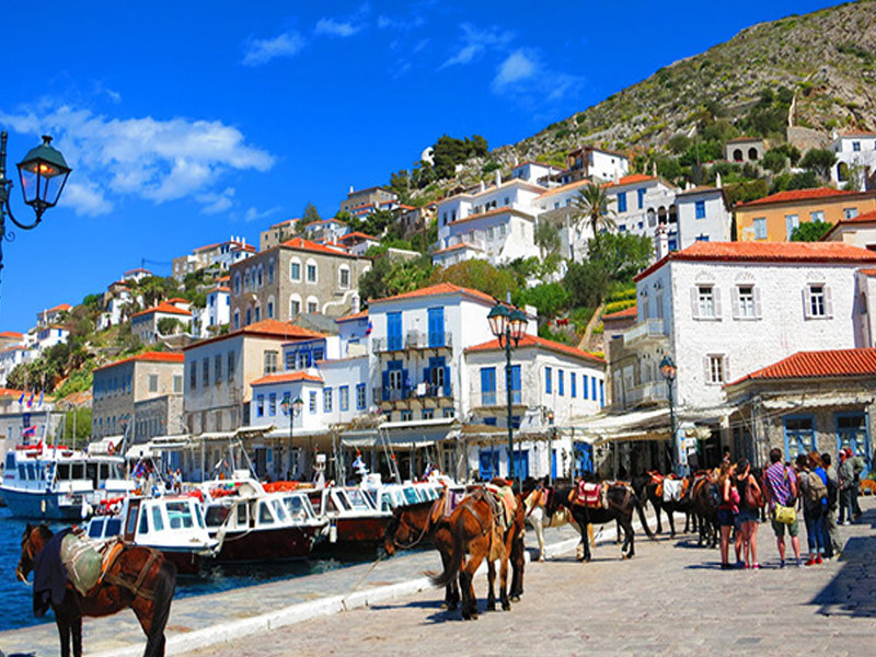 ONE DAY CRUISE – 3 ISLANDS: Hydra-Poros-Aegina