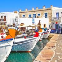 ATHENS-MYKONOS-PAROS-SANTORINI – 12 DAYS