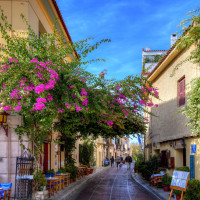 ATHENS WALKING CITY TOUR WITH ACROPOLIS