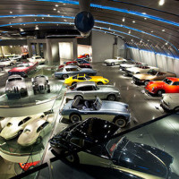 THE HELLENIC MOTOR MUSEUM OF ATHENS